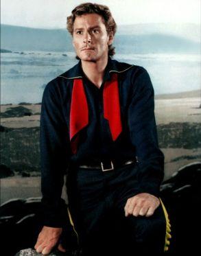 Image result for errol flynn as custer