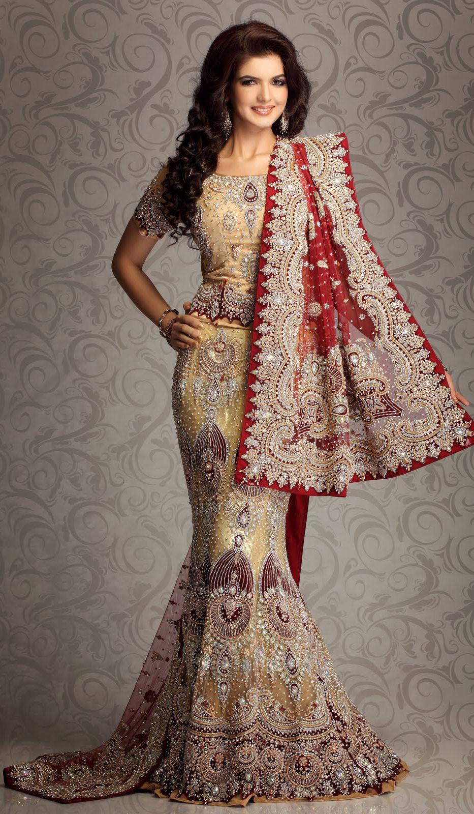 Latest Lehenga Designs For Indian Girls 201516 Fashion