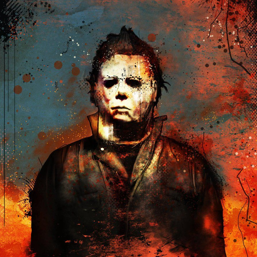 Halloween Michael Myers by NonsenseProphet horror