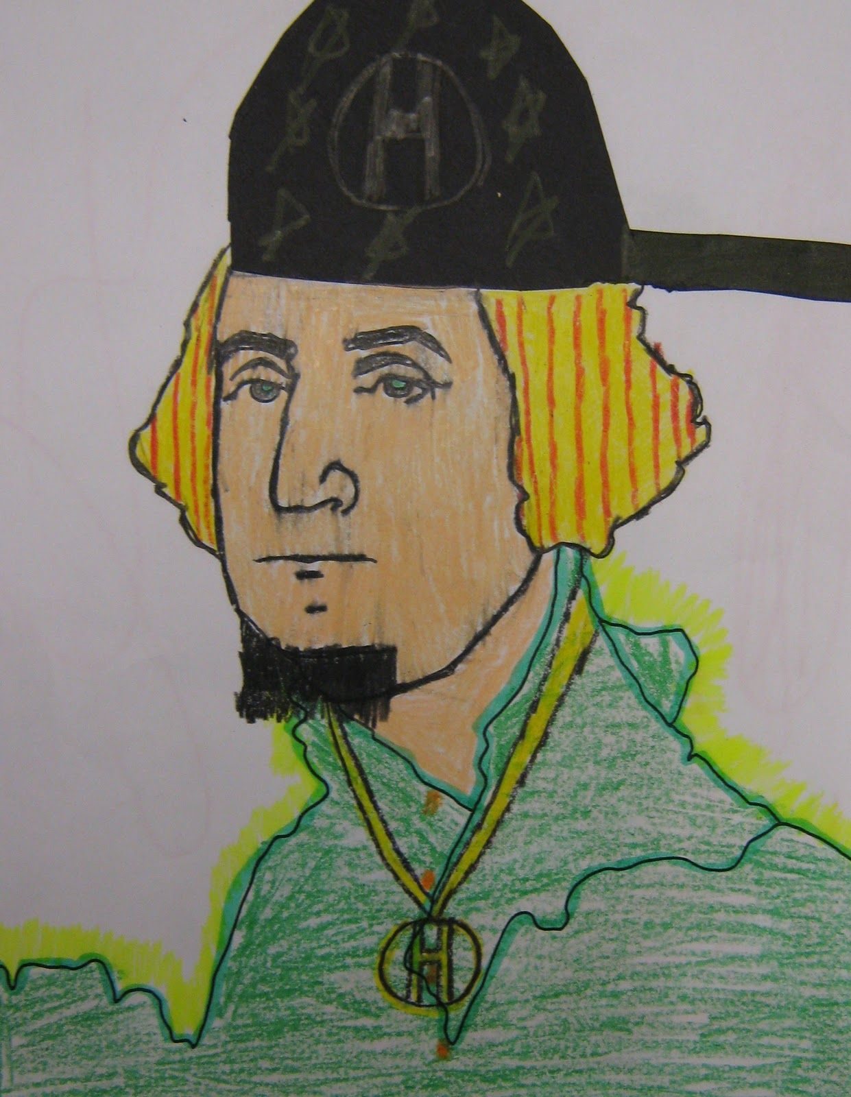 Art In The Middle Hool Fun Sub Plan Hip Hop George