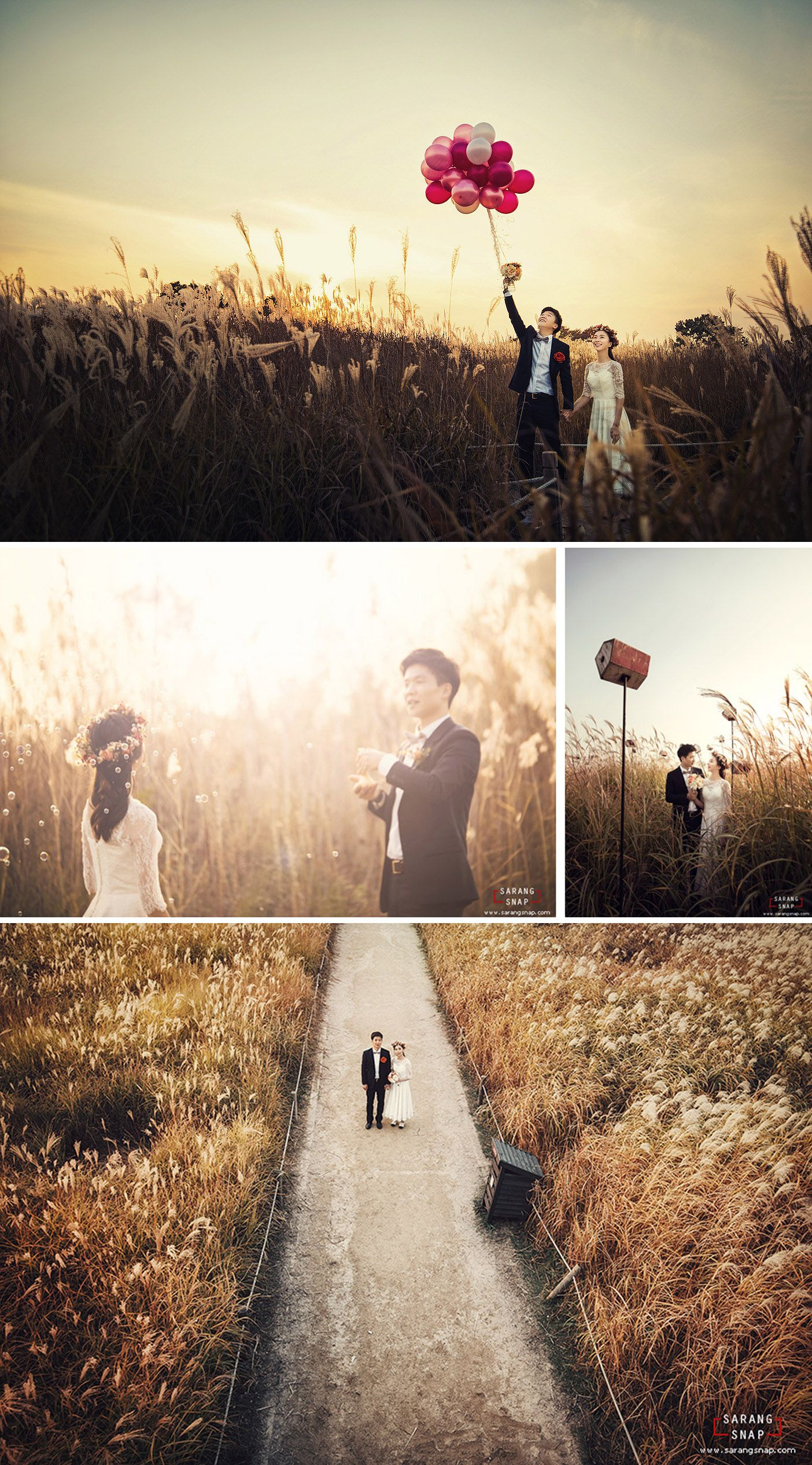 11 Beautiful Prewedding Locations in Seoul That All