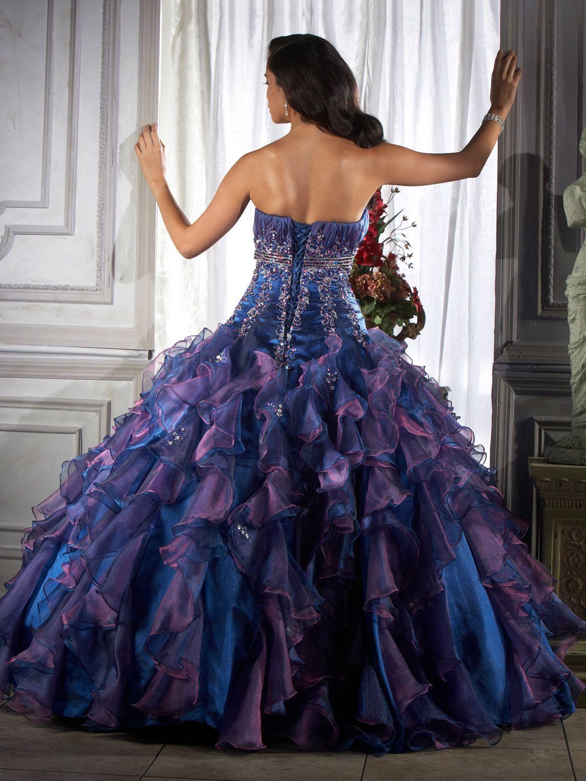 black+and+purple+wedding+dresses plus size wedding