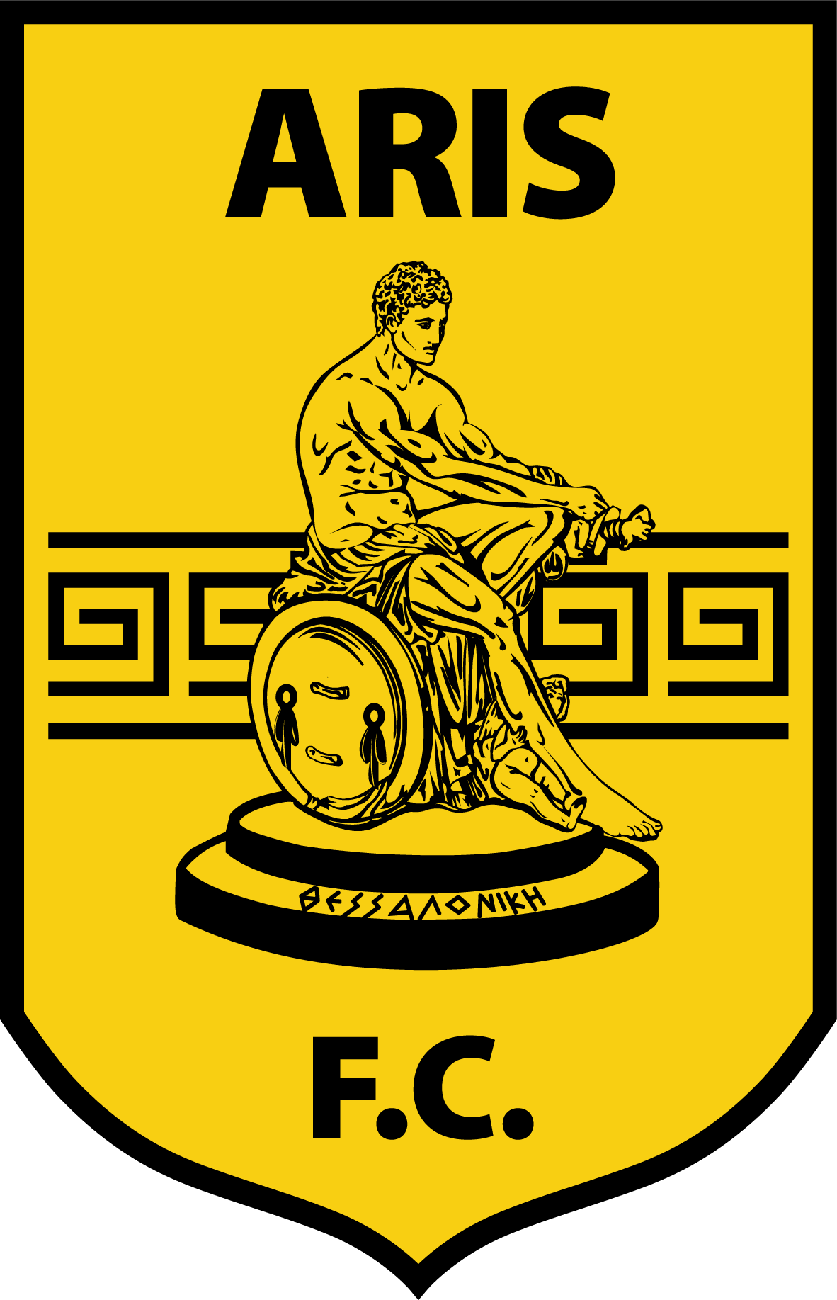 Aris FC ( Greeece ) Clubs Pinterest Logos and