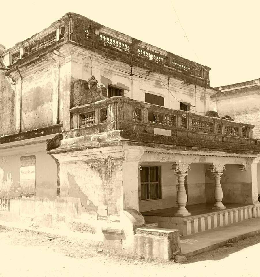 An old house in Karnataka Home design Indian interior