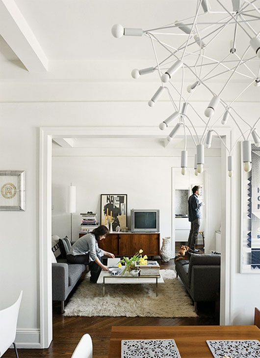 Incredible Light Fixture By Patrick Townsend