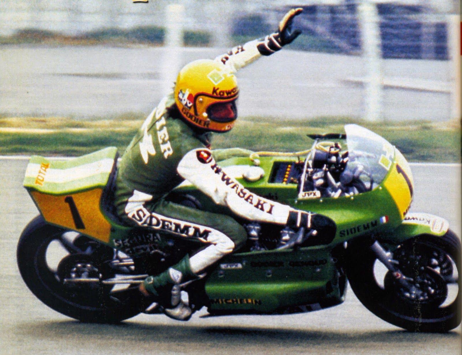 Clasp Garage Godier, Kawasaki Egli GodierGenaud