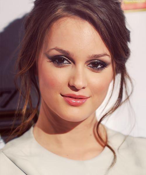 blair waldorf hair and makeup | Makeupview.co