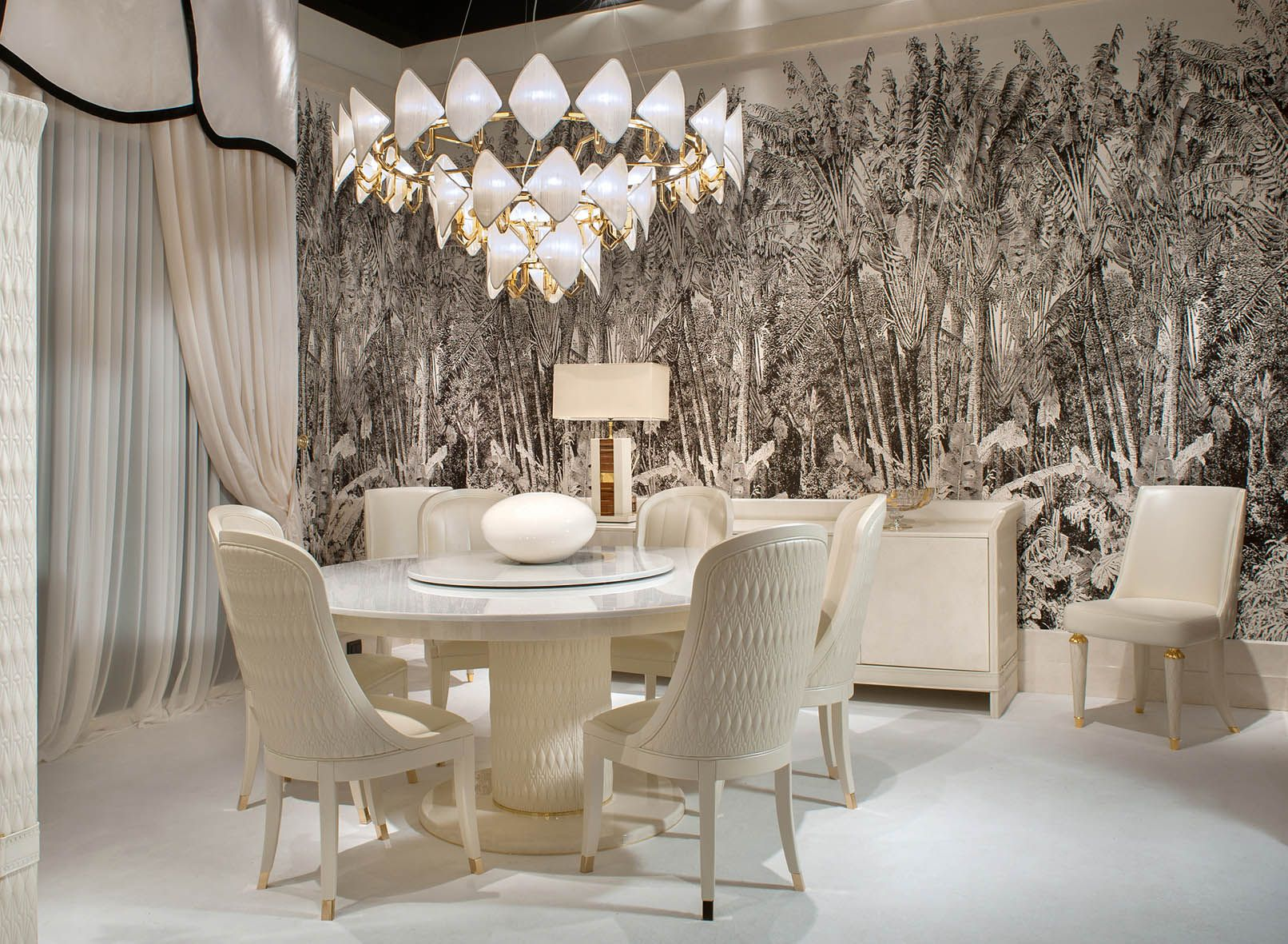 Numero Tre Collection Www Turri It Luxury Design Dining