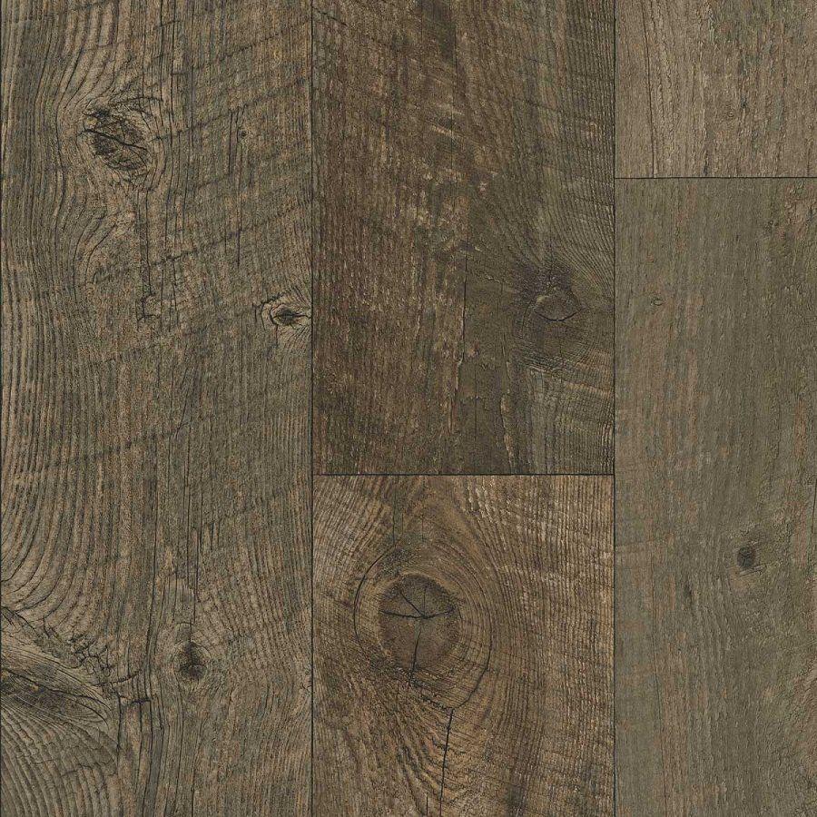 Tarkett 12ft W Fumed Wood Finish FiberFloor Sheet Vinyl