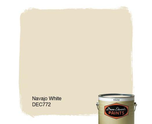 Dunn Edwards Paints Paint Color Navajo White Dec772 Click For A Free Interior