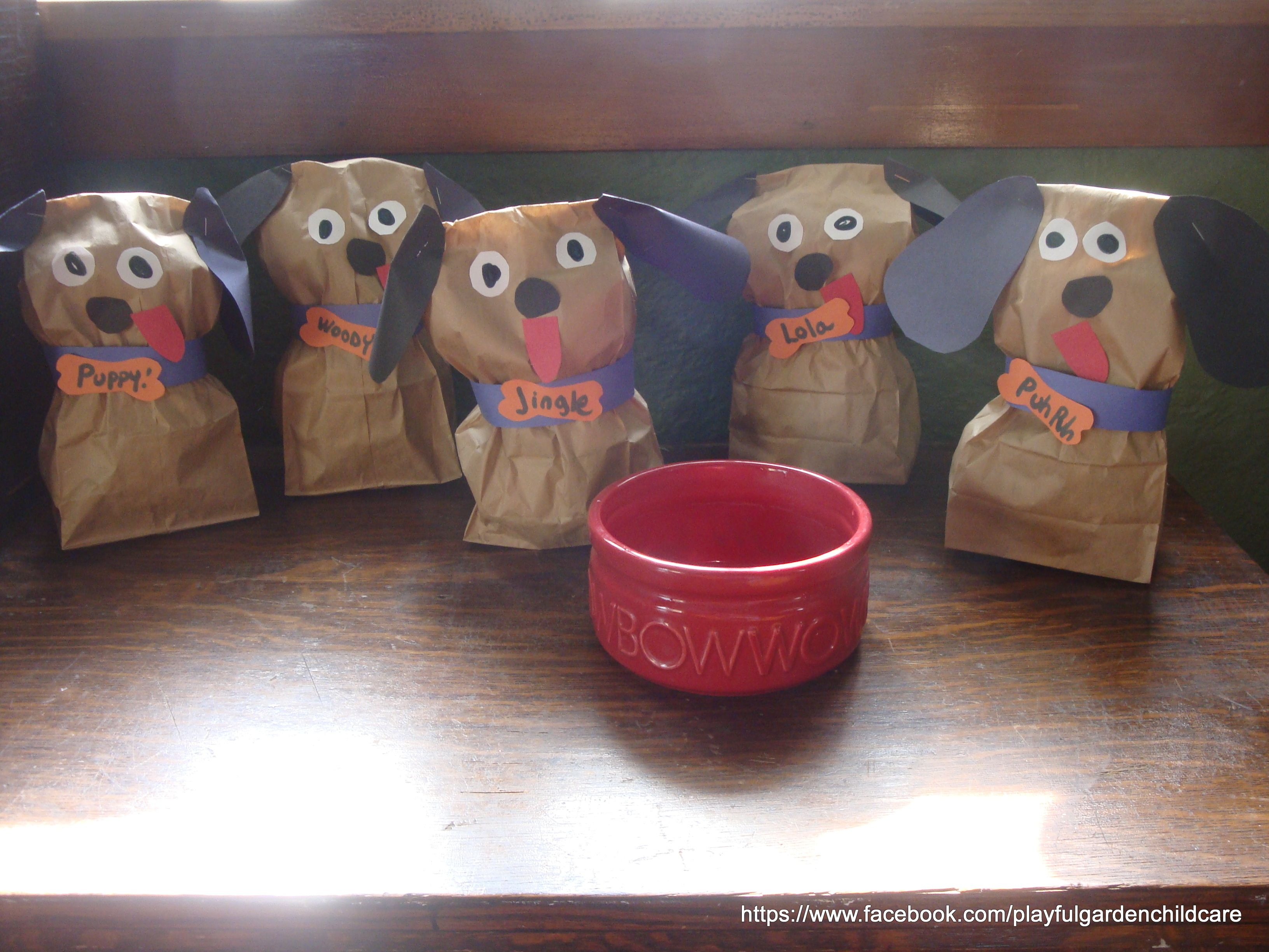 Doggie Bags For Pet Theme