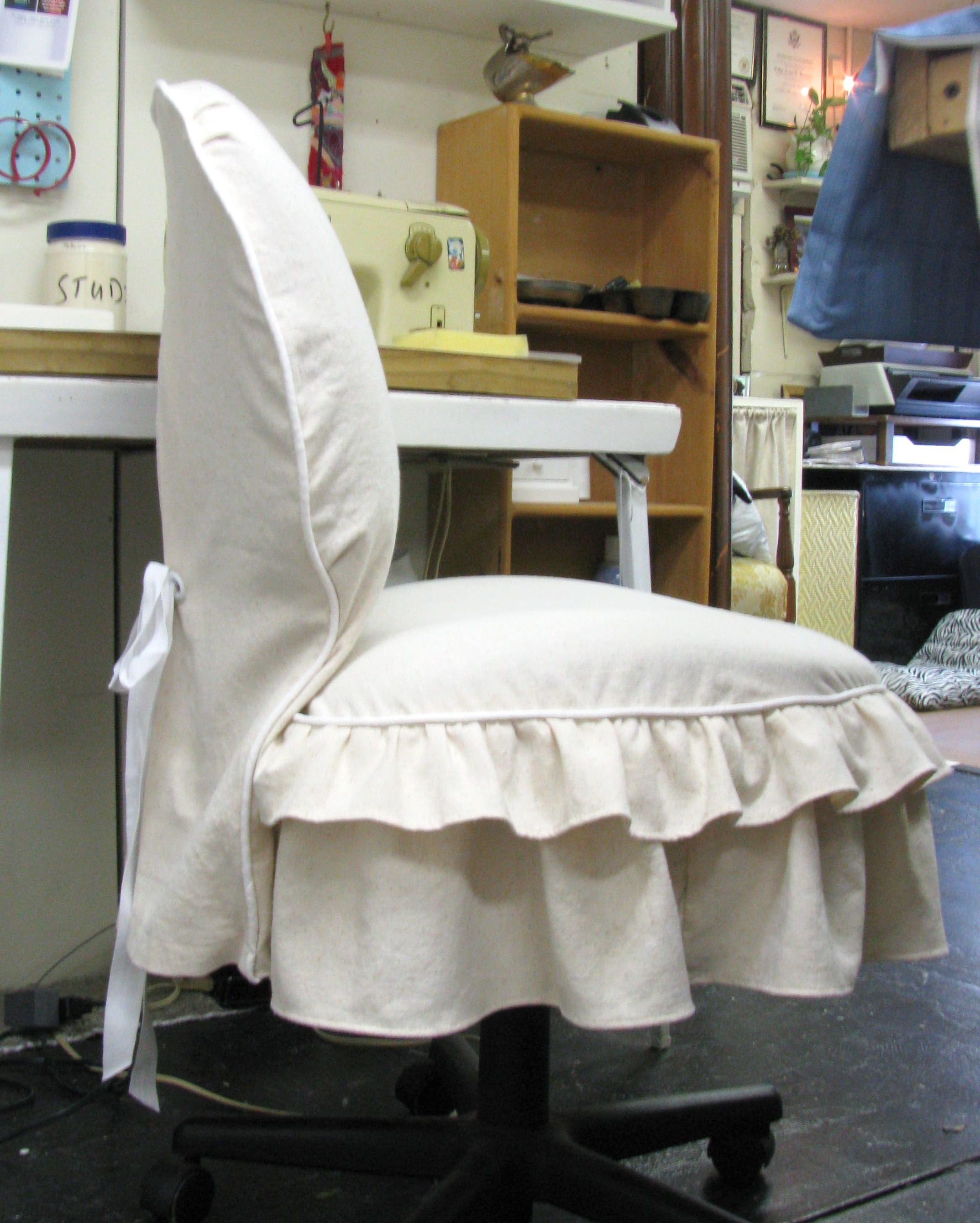 slipcovers for office chairs Google Search sewing