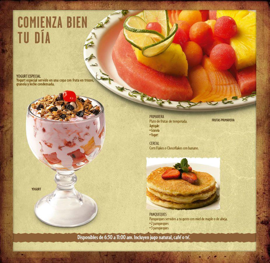 Menús Los Cebollines, Guatemala Centro A. EL