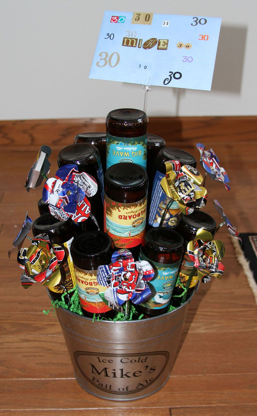 Beer Bouquet Good guy gift idea! Craft Ideas