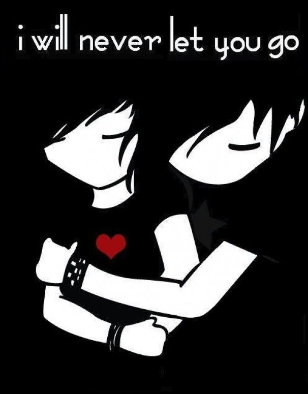 Sad love cartoon wallpaper gendiswallpaper emo cartoon love valentine day romantic love drawings sad couple wallpapers voltagebd Gallery