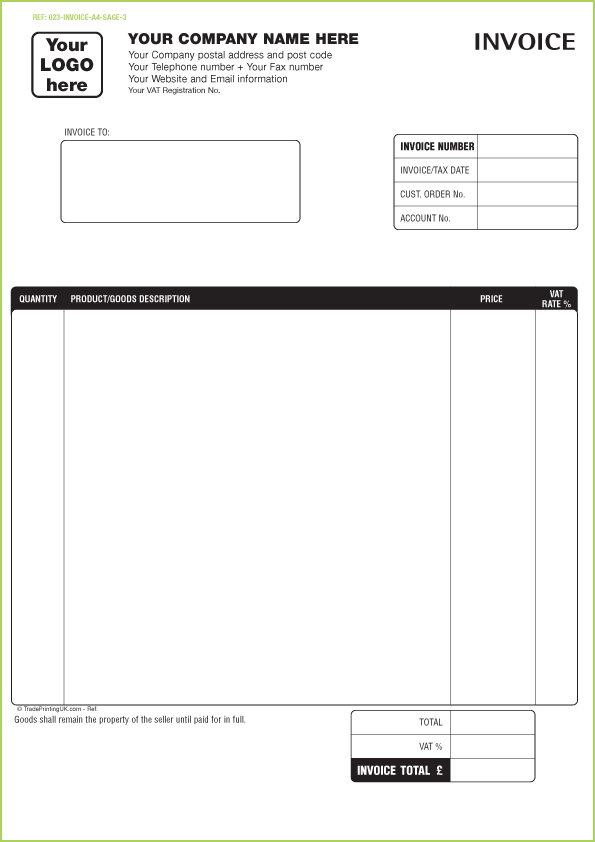 Billing Templates Free Word free invoice templates for word excel – Invoice Template Word Free