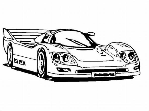 1000 images about race car coloring pages on pinterest race