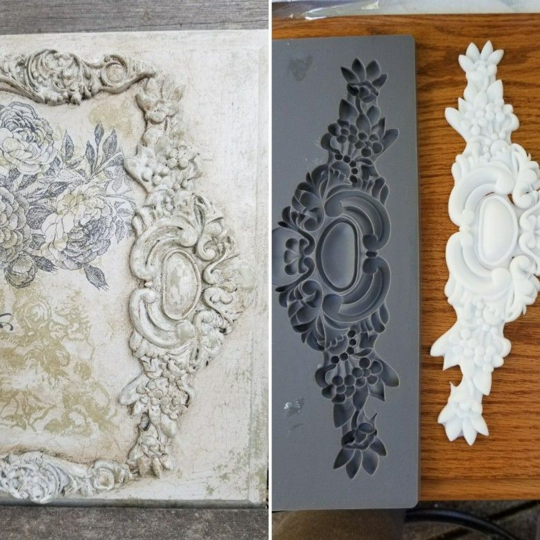 Iron Orchid Designs Decor Moulds Are A Quick Easy And