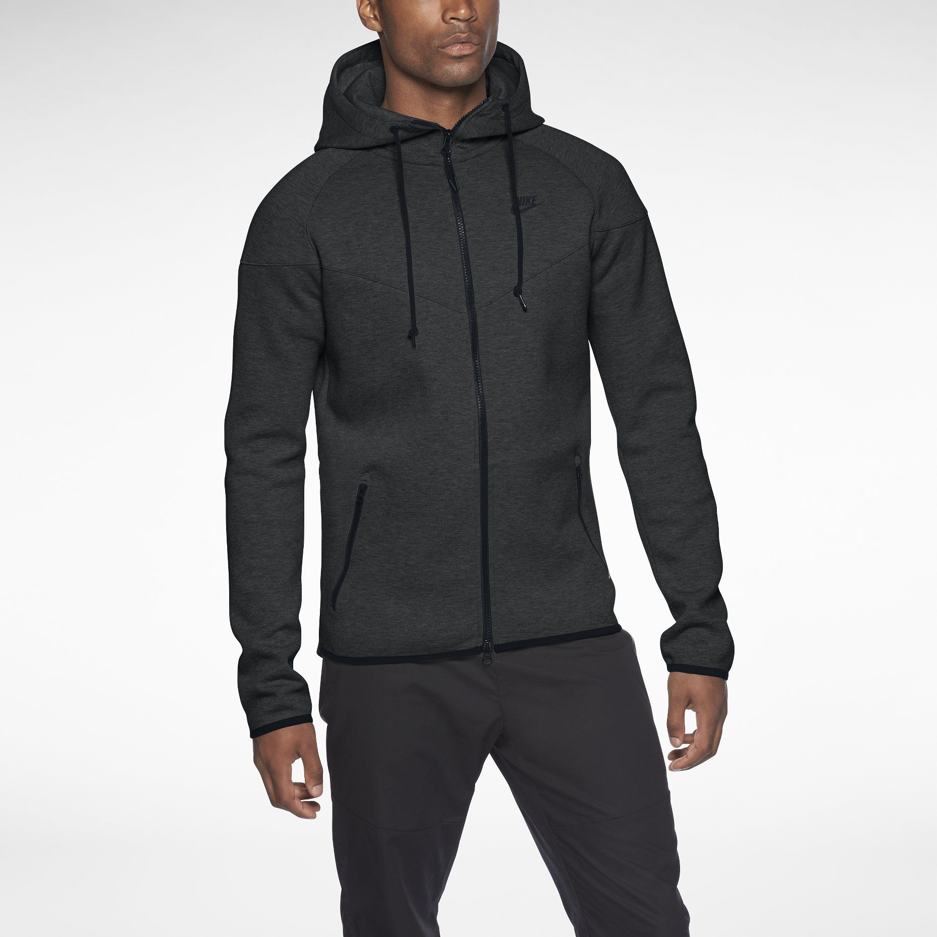 Nike Store. Nike Tech Fleece Windrunner Men's Hoodie Men