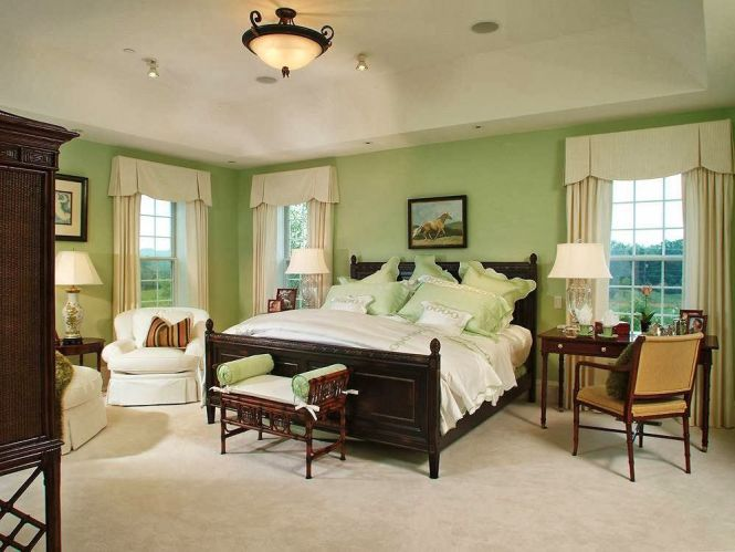 Home Design 15 Bedroom Color Schemes With Bright Green Paint Colors For Bedrooms Dark