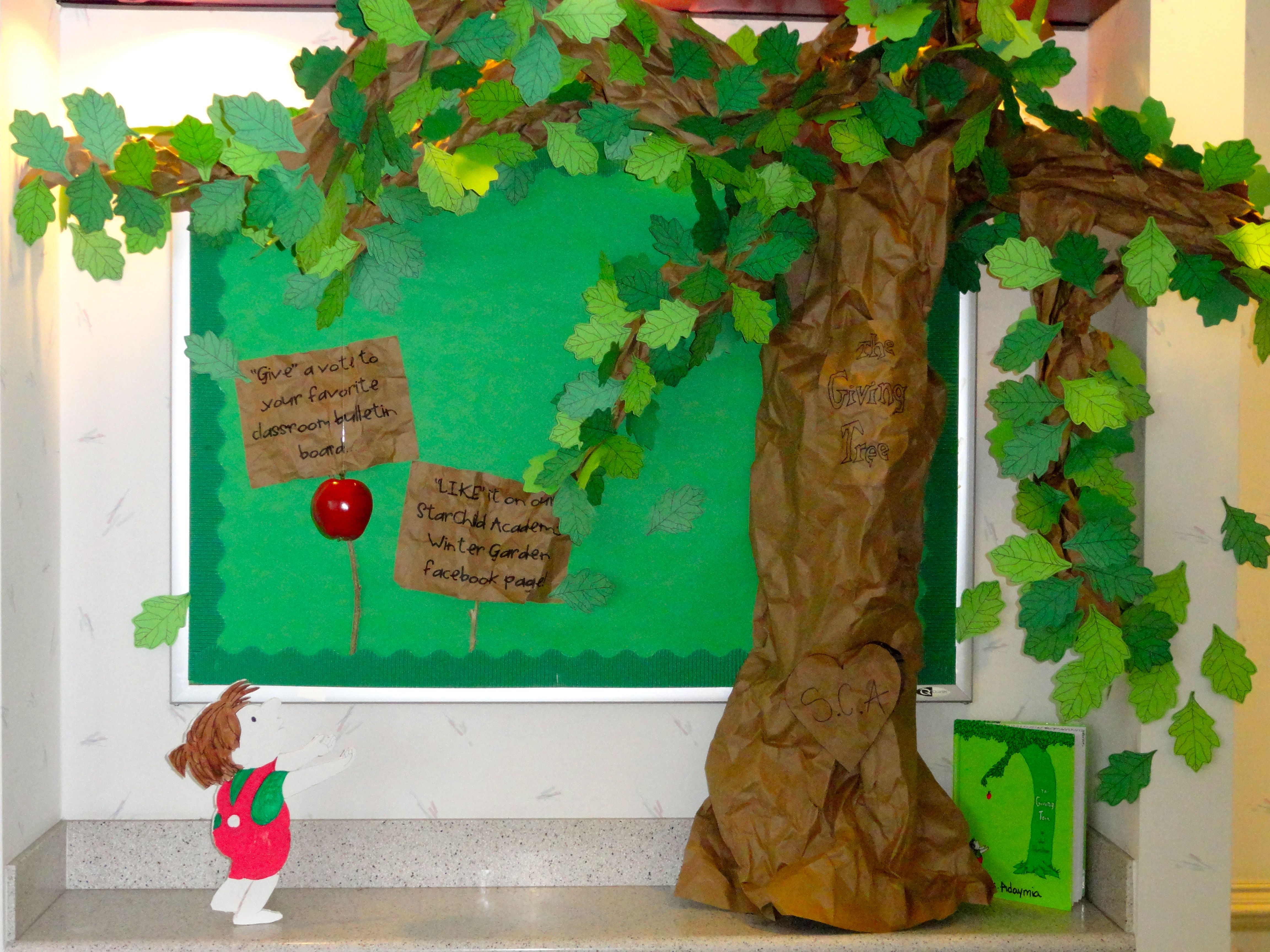 Best 25 The Giving Tree Ideas