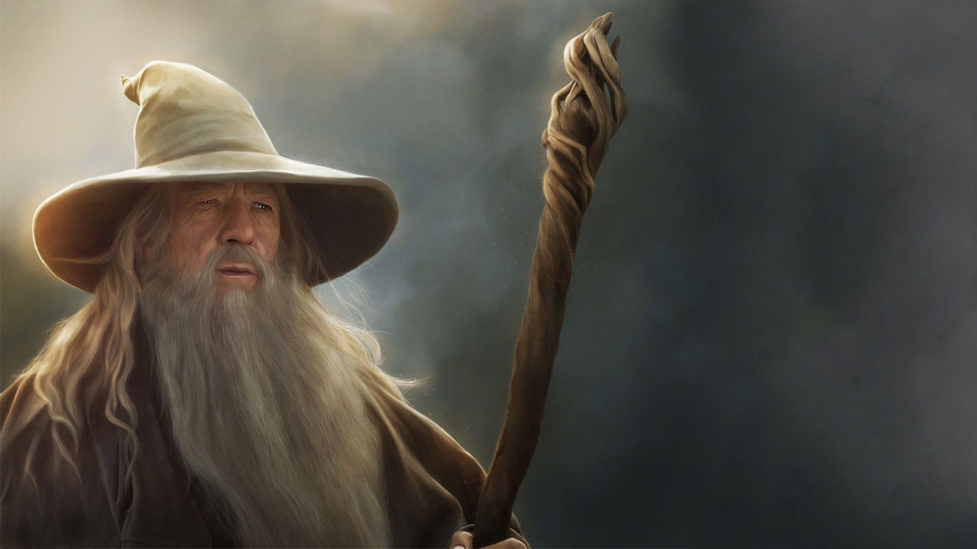 The Character Of Gandalf Was Played In The Movie The Lord Of The Rings By Ian Mckellen