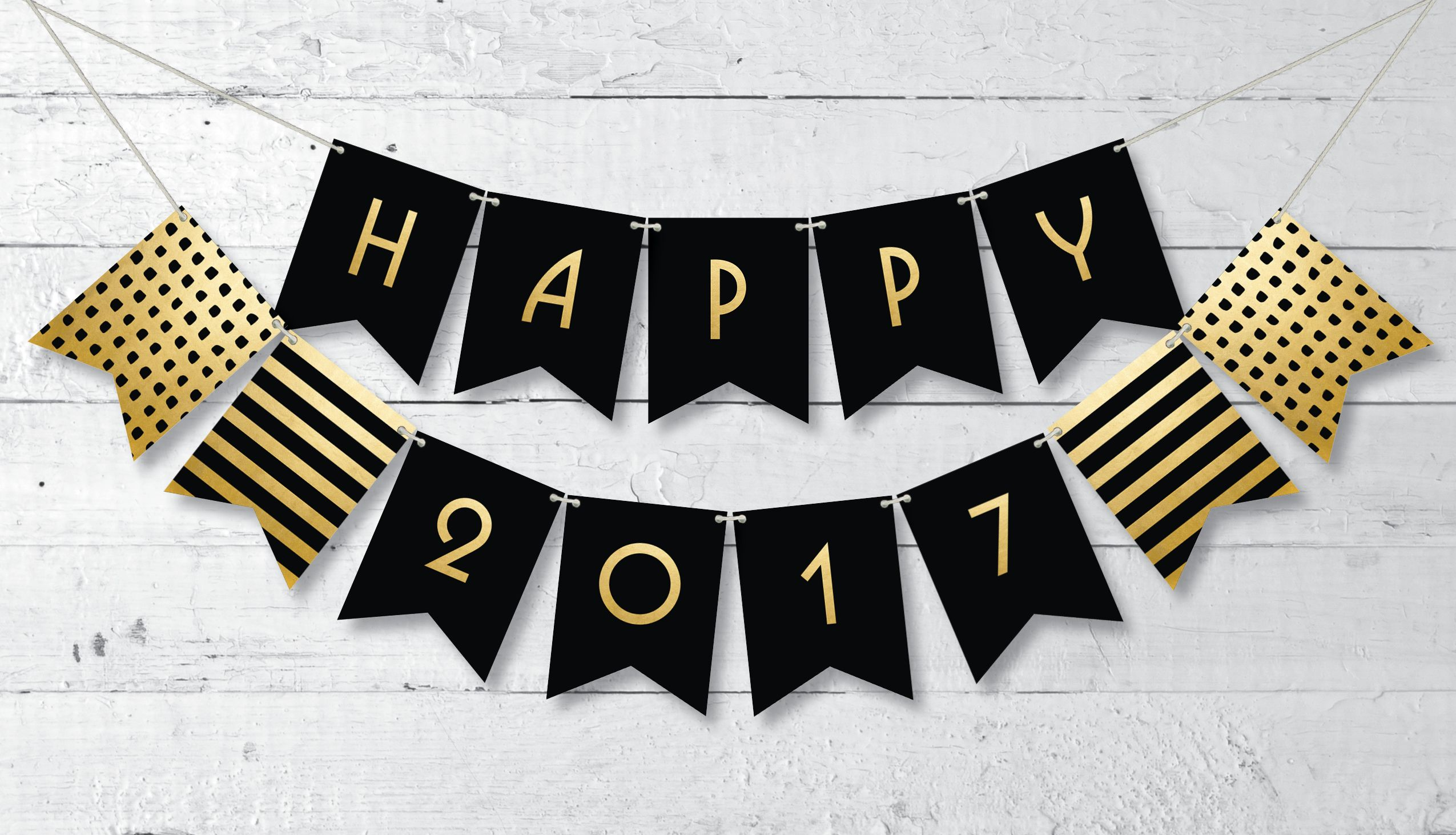 The 25 Best Happy New Year Banner Ideas