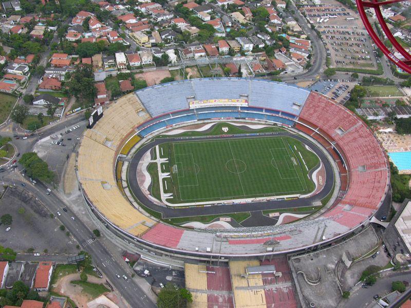 Estádio do São Paulo Futebol Clube Morumbi estádios