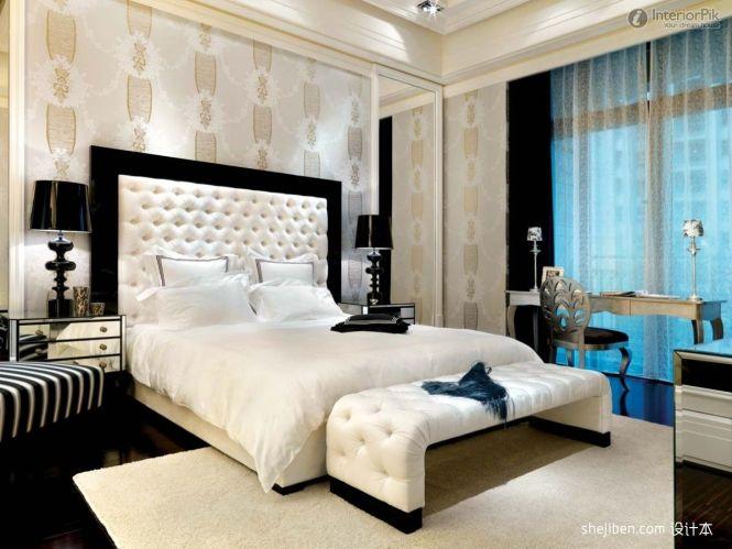 Master Bedrooms Bedroom Wallpaper Decoration Modern
