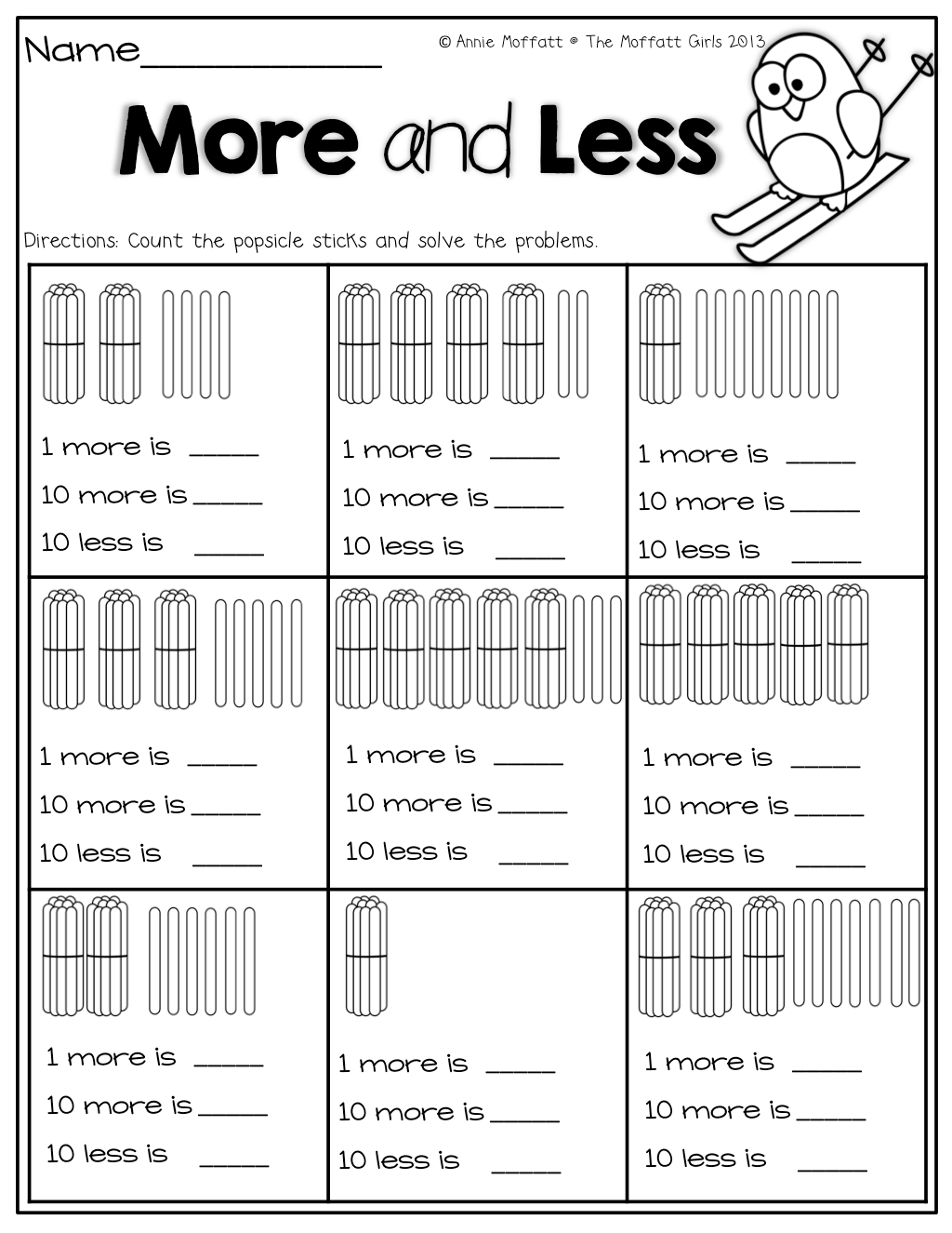 Teachers Pay More Or Less Math Worksheet Teachers Best Free Printable Worksheets