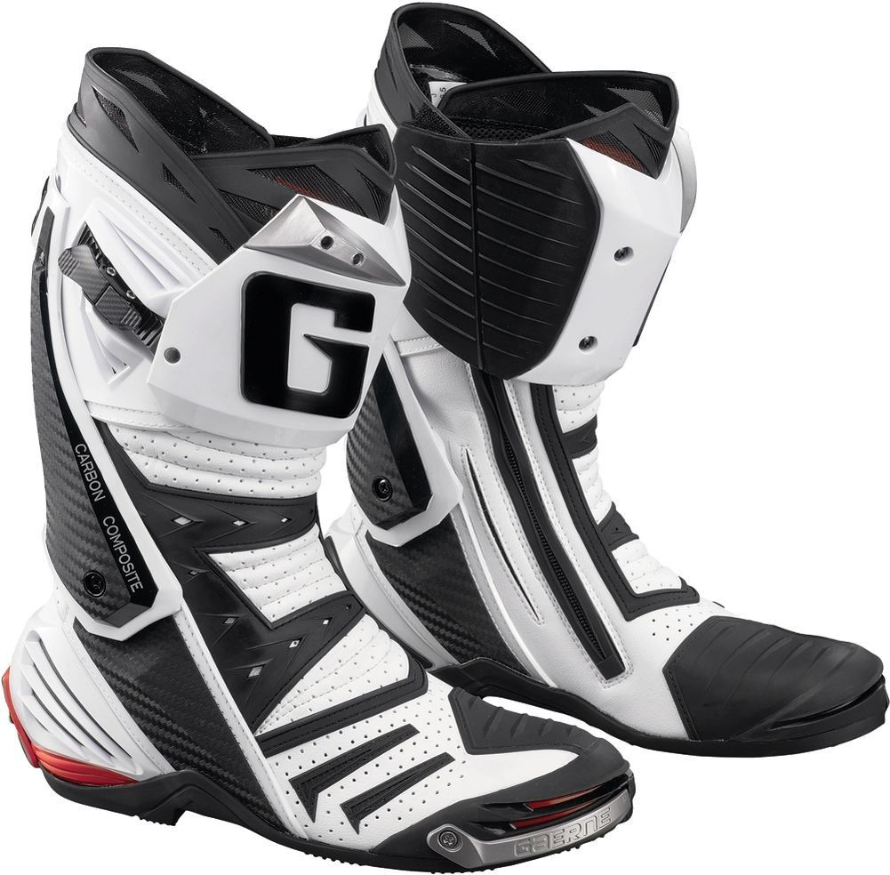 Gaerne GP1 Perforated Road Race Mens Motorcycle Boots