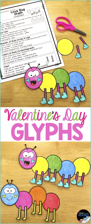 Valentine S Day Activities And Glyphs Valentine S Day