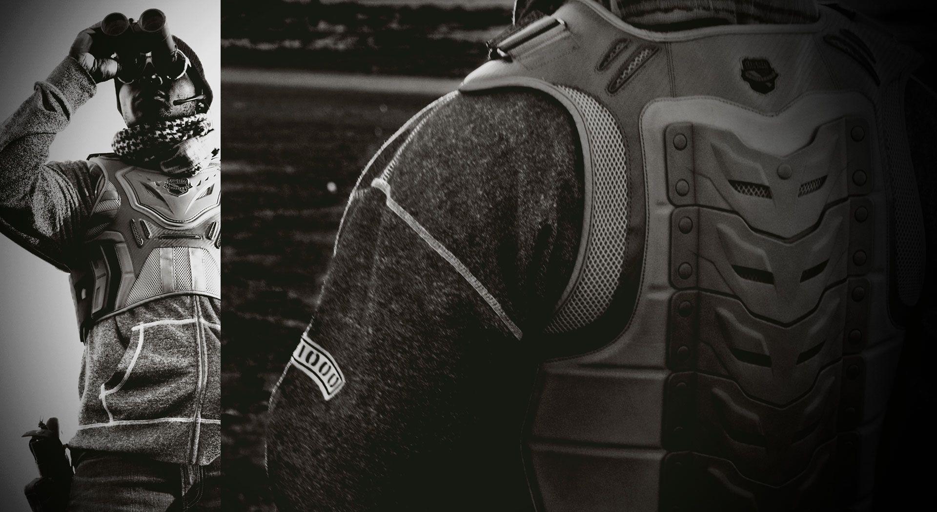 Stryker Battlescar™ Vest Icon1000 SBR Pinterest