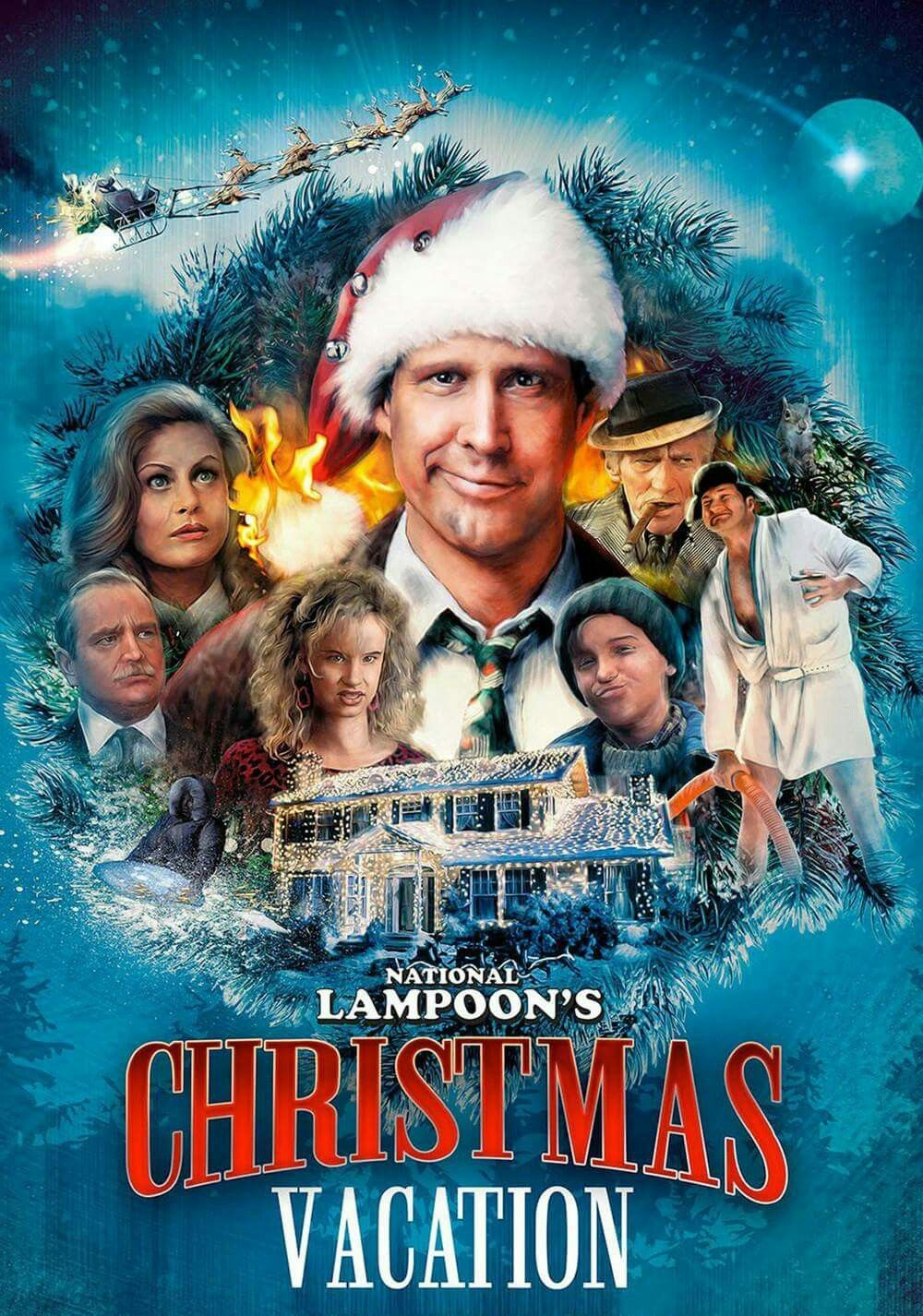 National Lampoons Christmas Vacation TV, Movies & Stars