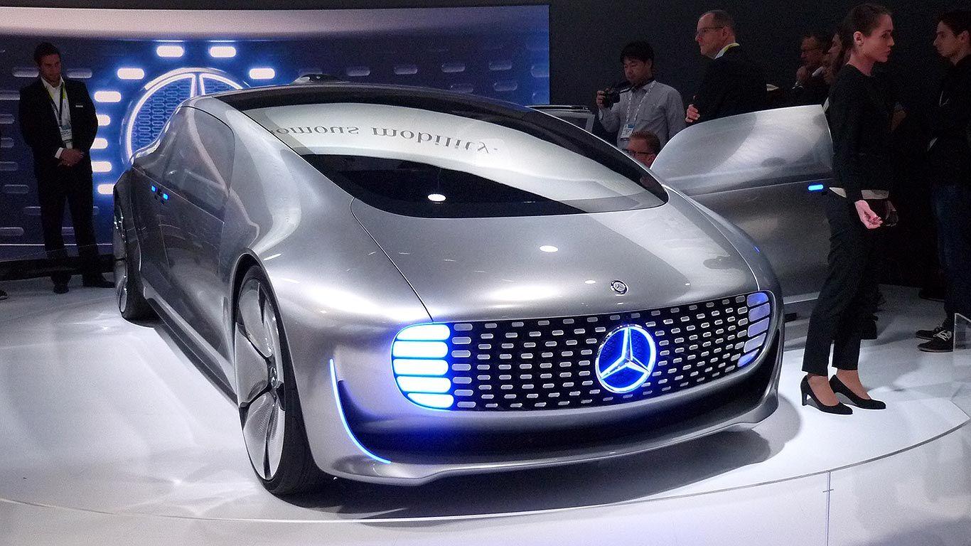 Cool new car tech at CES 2015 Cars & Trucks Pinterest