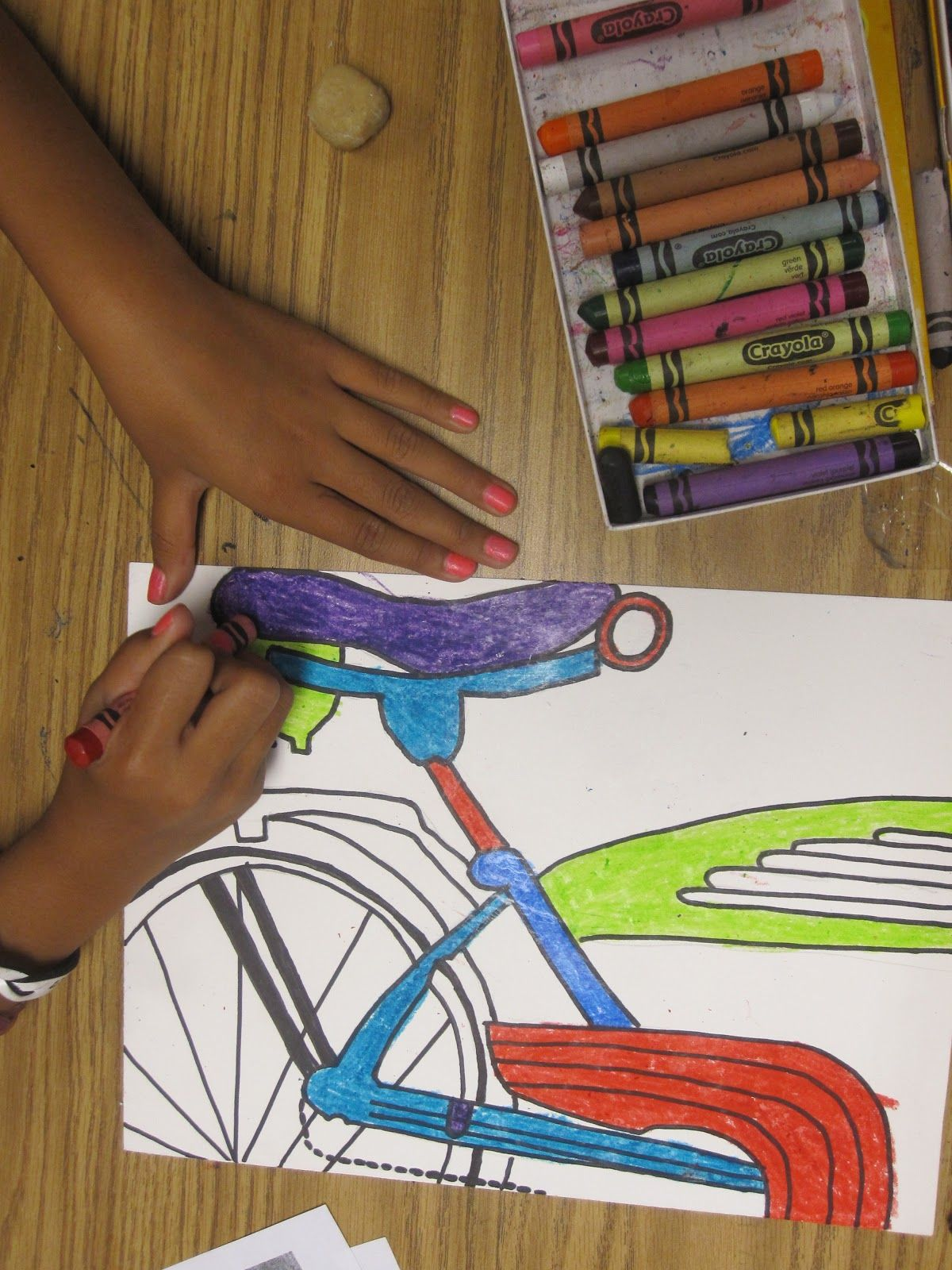 5th 6th Grade Art Lesson Plans