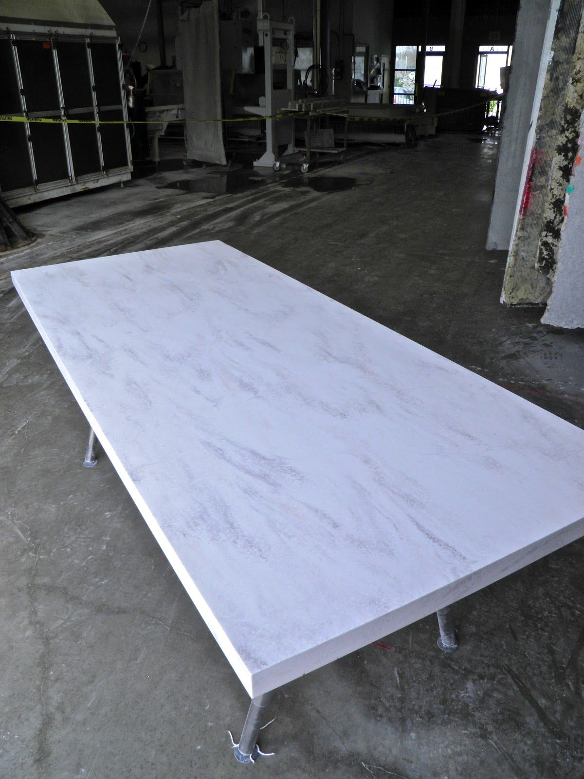 Corian rain cloud...use for kitchen countertops and