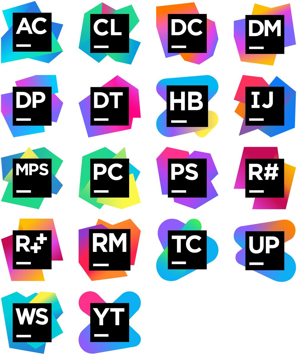 Reviewed New Logo(s) for Jetbrains Get the tech job with