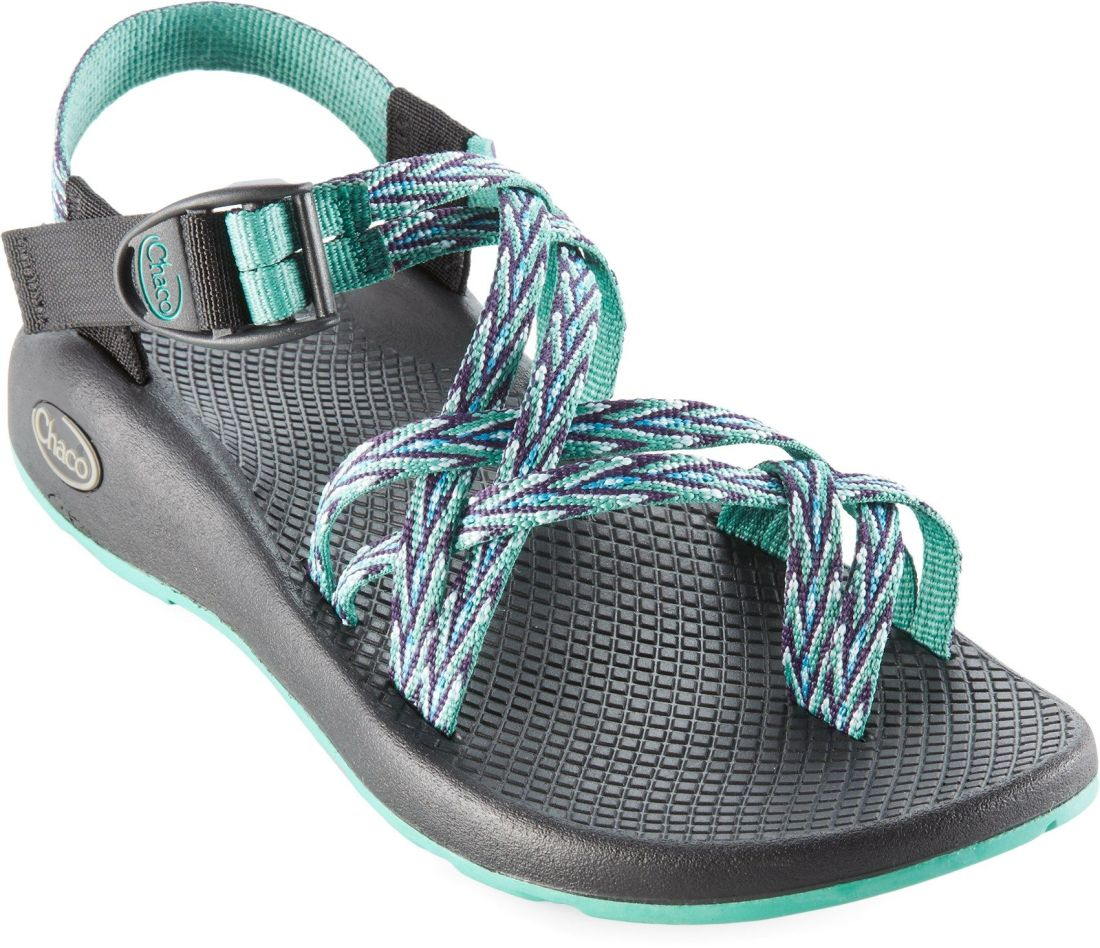 Chaco womens zx2 yampa sandals black 6 medium best