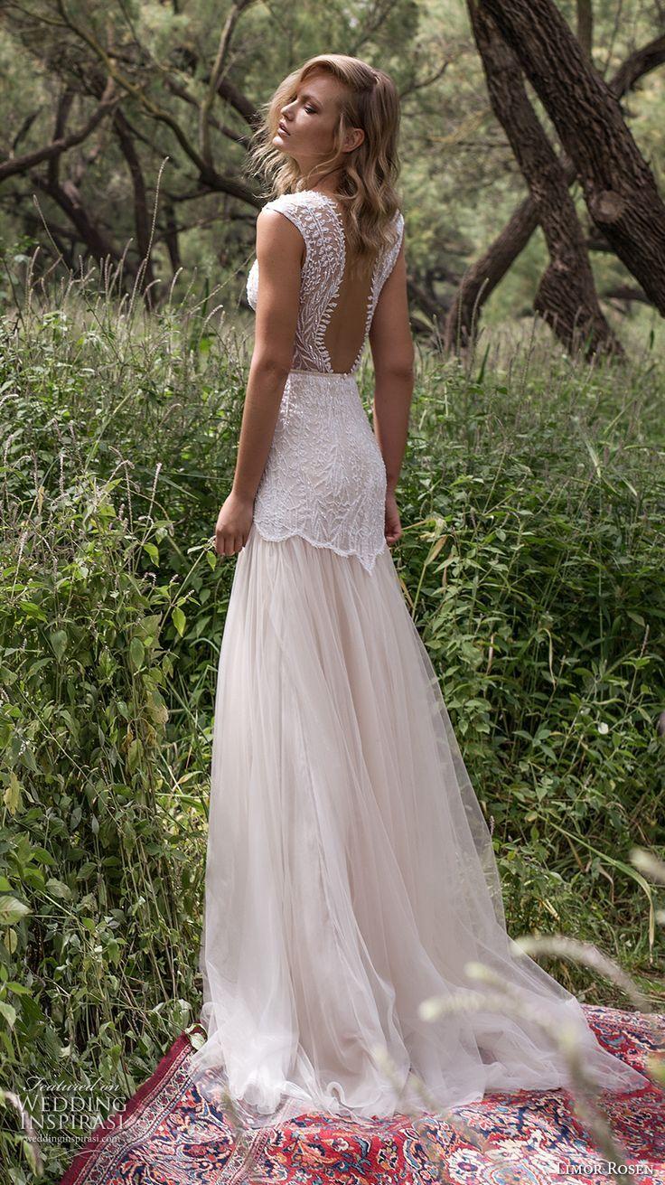 """Limor Rosen 2017 Wedding Dresses — """"Birds Of Paradise"""