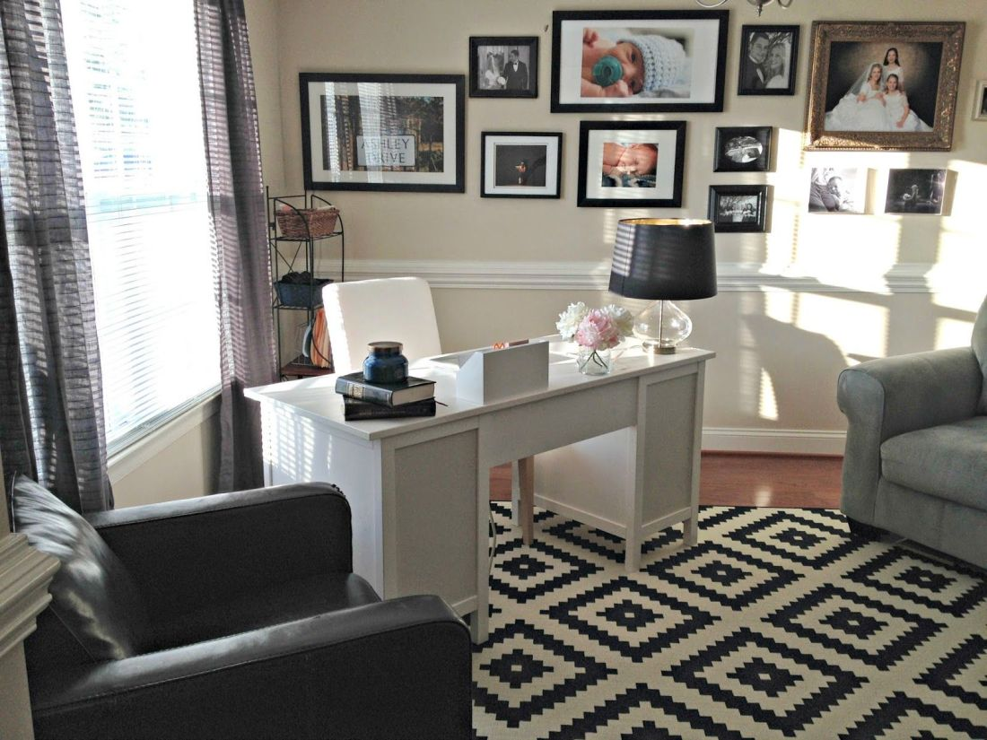 Dining room turned office hmmjust what were