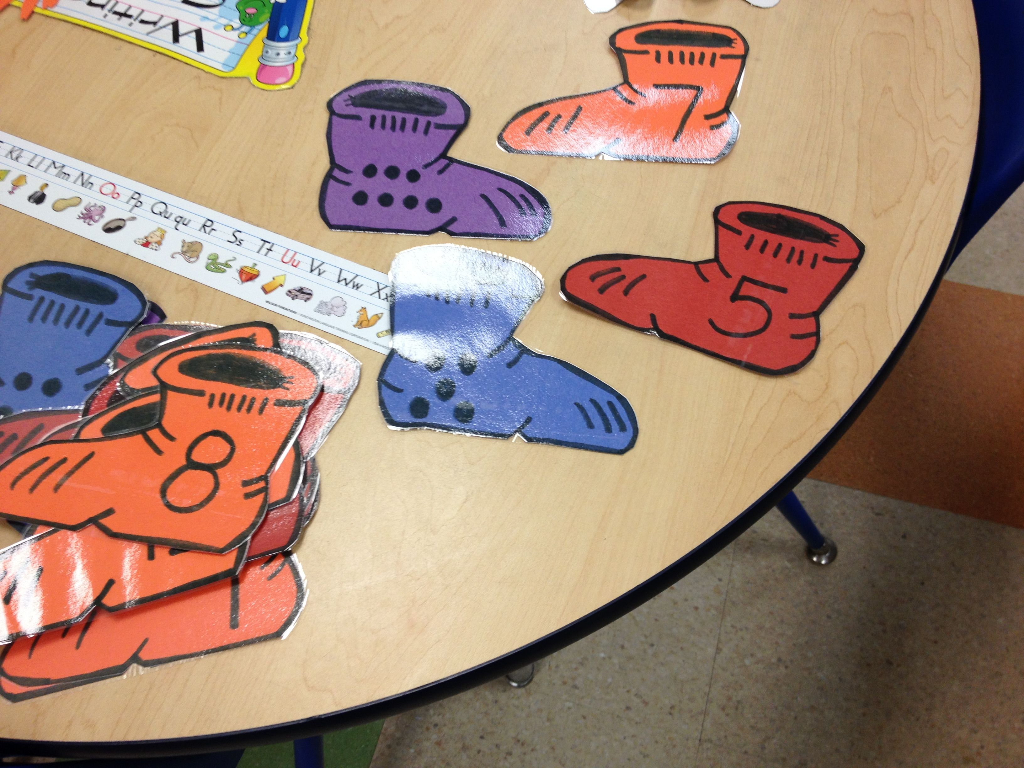 Dot Amp Number Match Game For Pre K Inspired By Dr Seuss