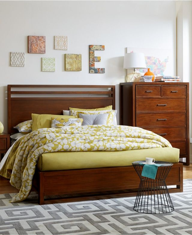 Battery Park Queen Bed Created for Macy s
