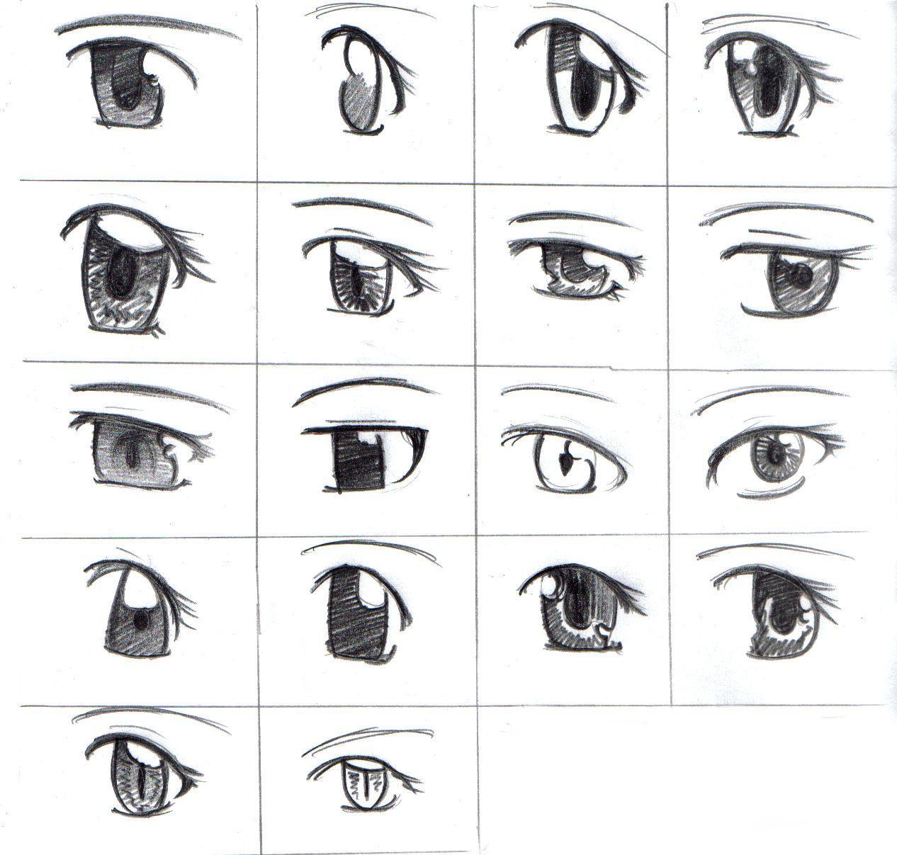 eyes1.jpg 1,266×1,207 pixels awesome drawings