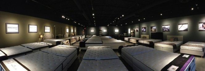 Urban Mattress South Austin Tx United States Interior With