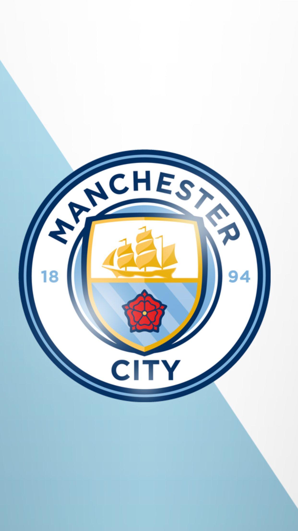 New Manchester City iPhone iPad wallpaper mcfc
