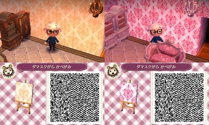 animal crossing new leaf qr codes wallpaper Animal