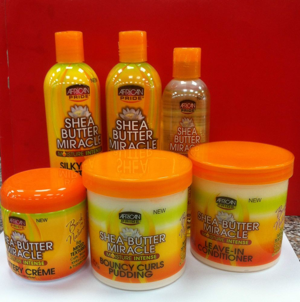 African pride shea butter miracle back to natural hair