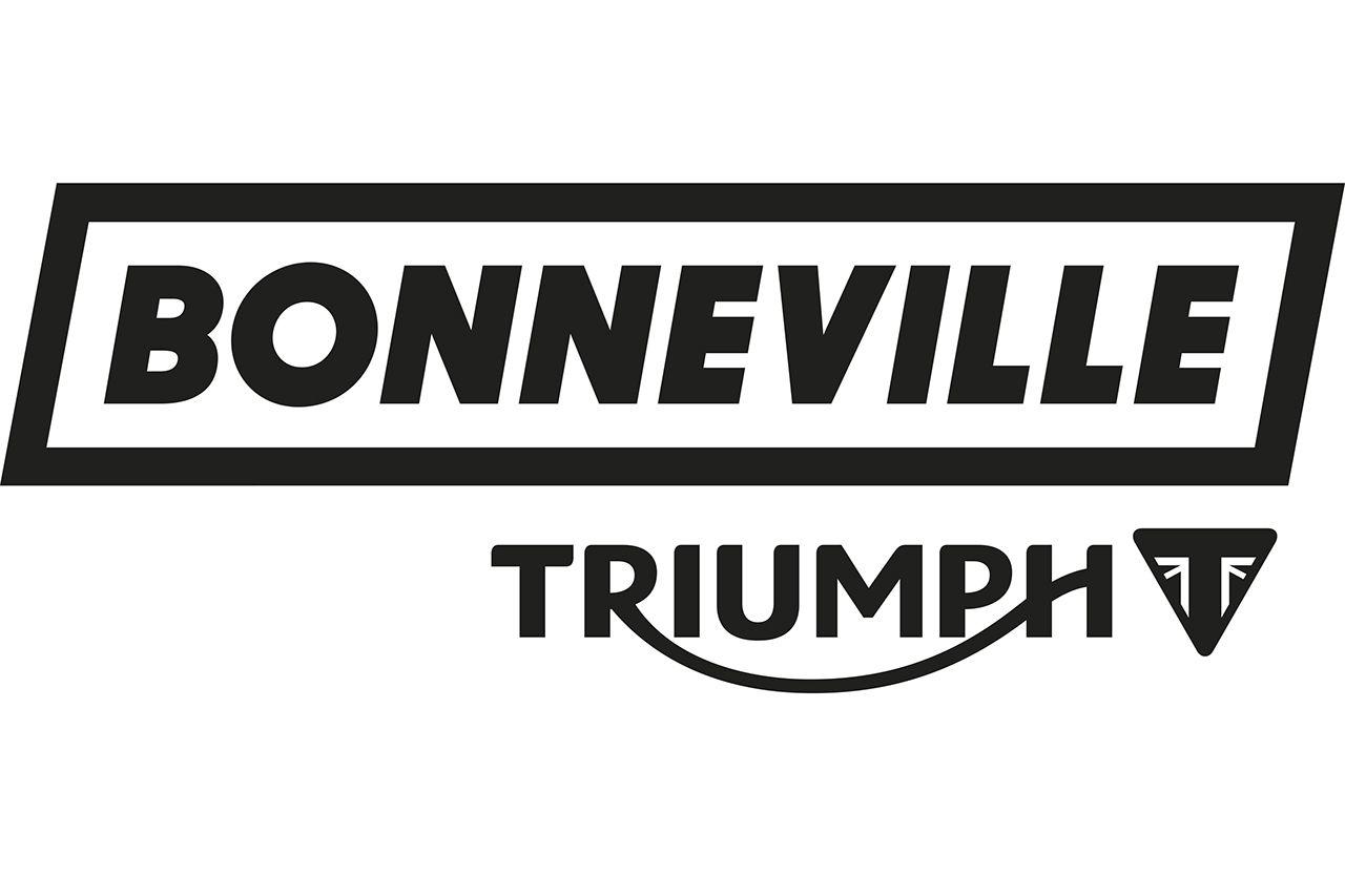 Bonneville Logo Black 853