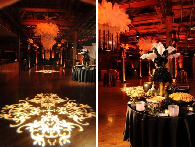 Unmasked: Avenue Is Perfect Canvas For A Masquerade Ball